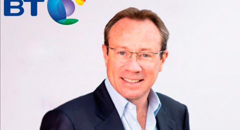 Philip Jansen, nuevo CEO de BT Group