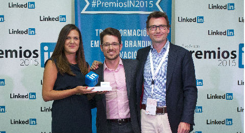 Premio LinkedIn  Employer Branding 2015 a Nationale-Nederlanden