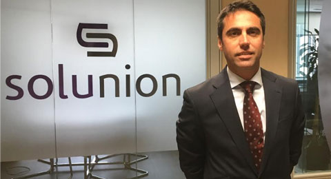 SOLUNION España nombra a José Luis Iranzo Director Comercial y de Marketing