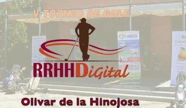 V Torneo de Golf RRHH Digital