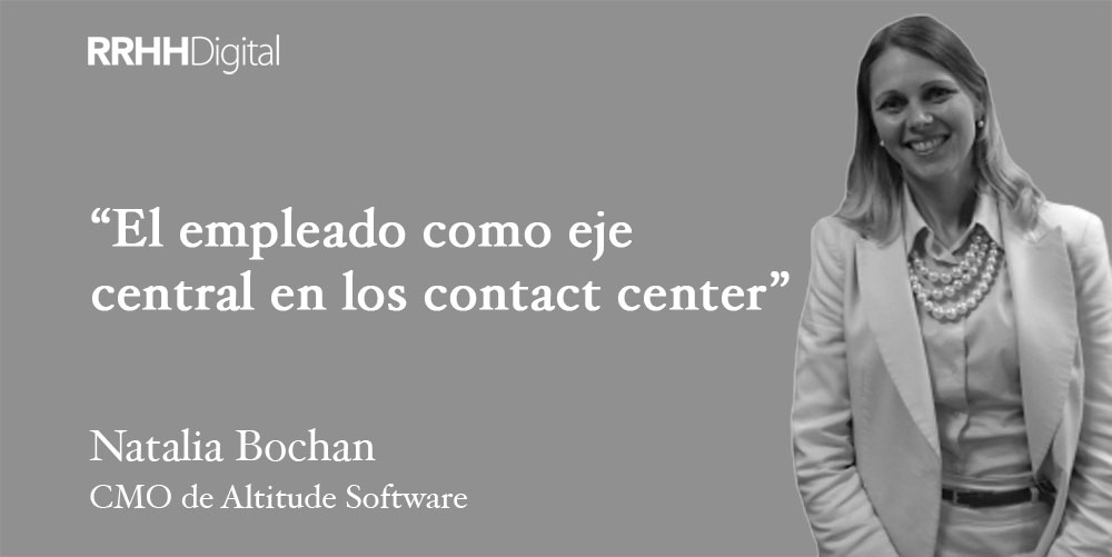 El empleado como eje central en los contact center