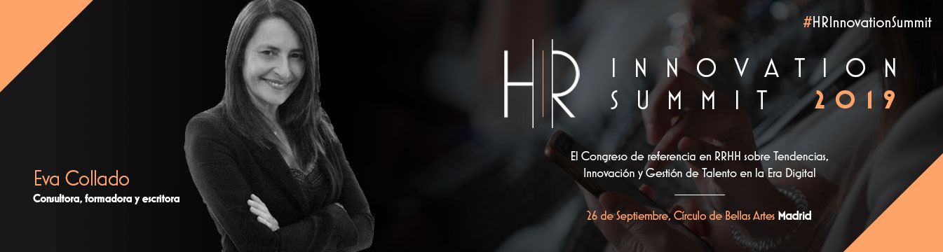Portada Eva Collado HR Innovation Summit 2019