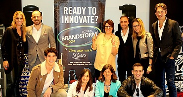 Estudiantes de Deusto Business School ganan el concurso de marketing L'Oréal Brandstorm