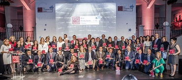 Gala de entrega de Premios Great Place to Work