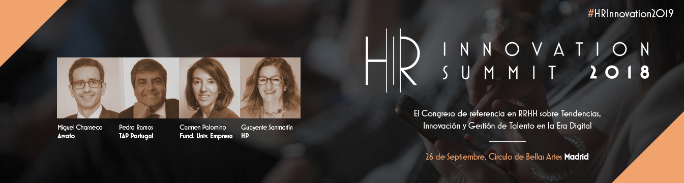 Ponentes HR Innovation Summit 2019