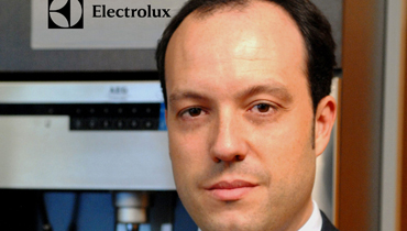 José-Benigno, nombrado Director Comercial de Major Appliances  de Electrolux España