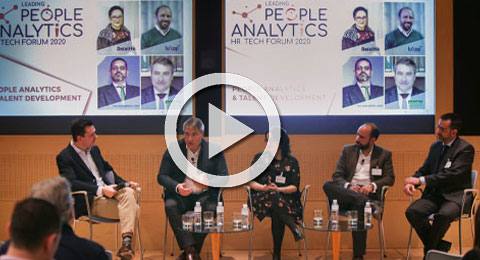 Los mejores momentos del evento Leading People Analytics HR Tech Forum 2020