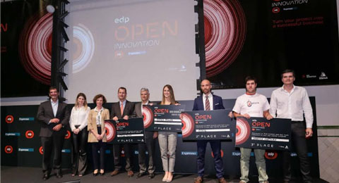 Rated Power gana el EDP Open Innovation