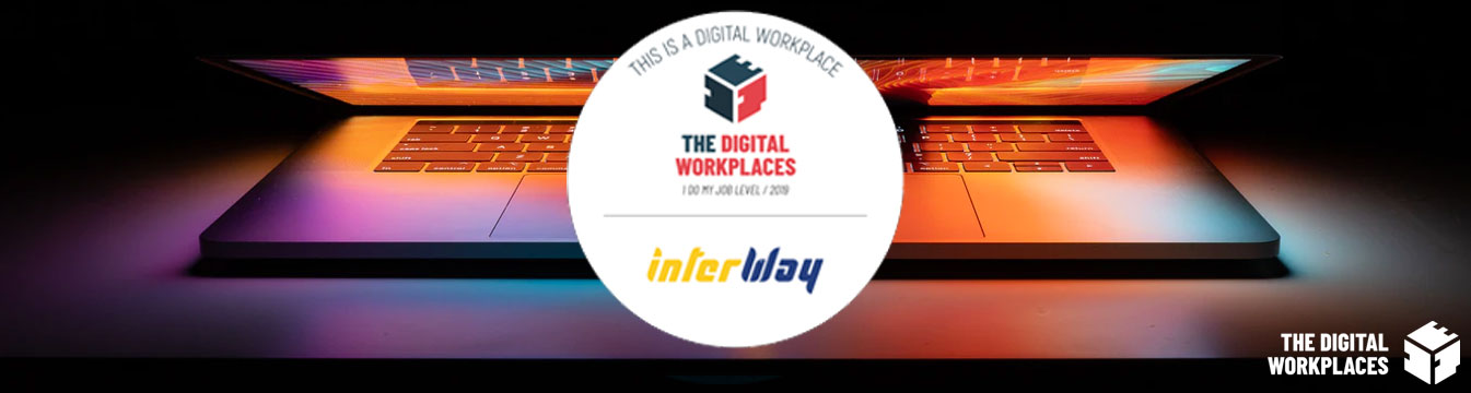 InterWay, certificada con el sello 'The Digital Workplaces':